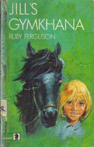 JILL'S GYMKHANA: Ruby Ferguson.