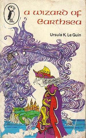 A WIZARD OF EARTHSEA.: Ursula K. Le