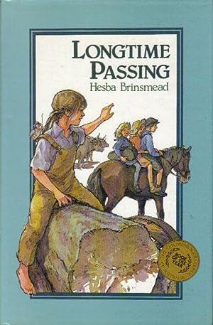 LONGTIME PASSING: Hesba Brinsmead