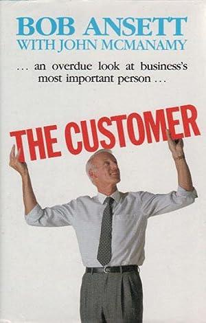 THE CUSTOMER: Bob Ansett with