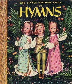 THE LITTLE GOLDEN BOOK OF HYMNS.: Elsa Jane Werner