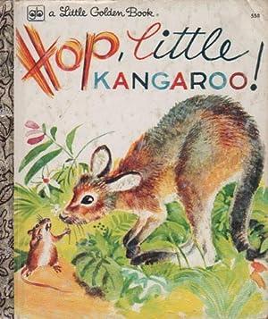 HOP, LITTLE KANGAROO!: Patricia Scarry