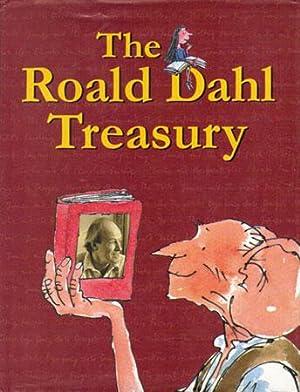 THE ROALD DAHL TREASURY.: Roald Dahl.