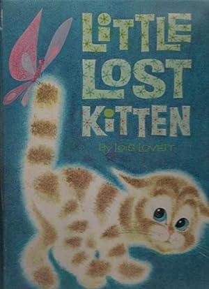 LITTLE LOST KITTEN: Lois Lovett