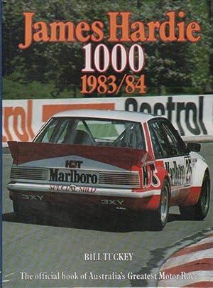 JAMES HARDIE 1000 1983/84: Bill Tuckey