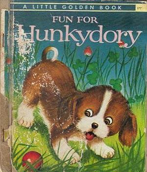 FUN FOR HUNKYDORY: May Justus