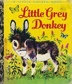 LITTLE GREY DONKEY: Alice Lunt