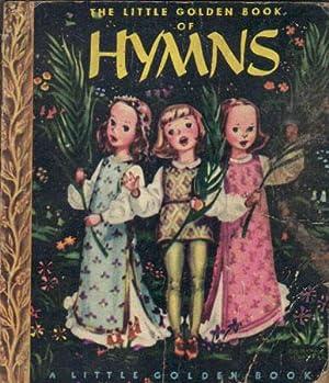 THE LITTLE GOLDEN BOOK OF HYMNS: Elsa Jane Werner