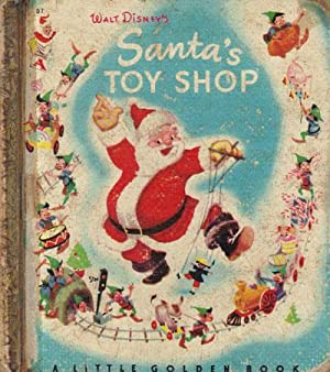 SANTA'S TOY SHOP: Al Dempster -
