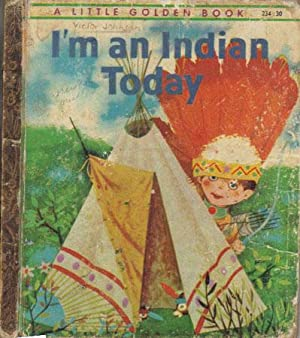 I'M AN INDIAN TODAY: Kathryn Hitte
