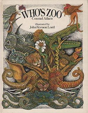 WHO'S ZOO: Conrad Aiken