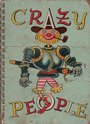 CRAZY PEOPLE. 8192 Crazy People in One Book.: Walter Trier