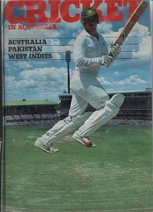 CRICKET IN AUSTRALIA.: Peter McFarline