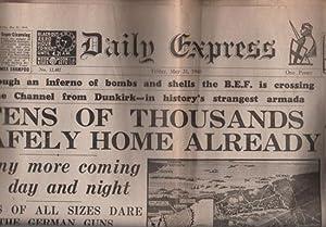 DAILY EXPRESS Friday, May 31, 1940.