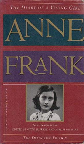 THE DIARY OF A YOUNG GIRL. The: Anne Frank. Edited