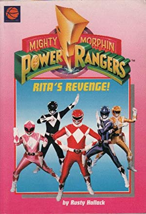 MIGHTY MORPHIN POWER RANGERS RITA'S REVENGE: Rusty Hallock