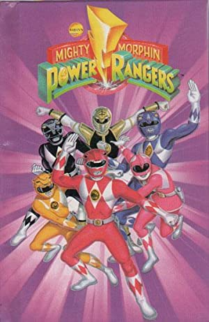 MIGHTY MORPHIN POWER RANGERS: Paul Andrews