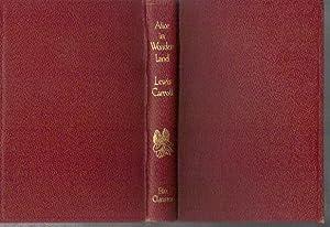 ALICE'S ADVENTURES IN WONDERLAND: Lewis Carroll.