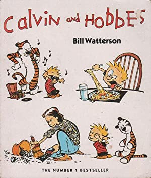 CALVIN AND HOBBES: Bill Watterson