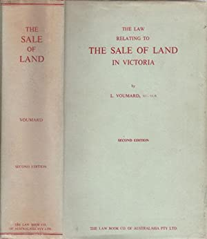 THE LAW RELATING TO THE SALE OF: L. Voumard