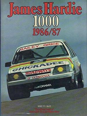 JAMES HARDIE 1000 1986/87