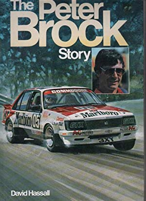 THE PETER BROCK STORY: David Hassall