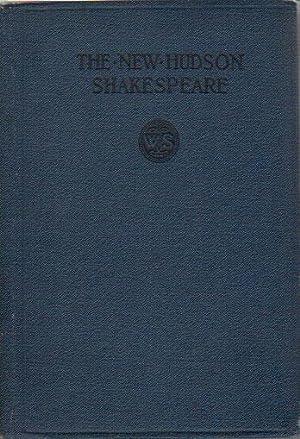 THE NEW HUDSON SHAKESPEARE. THE TRAGEDY OF CORIOLANUS: Ebenezer Charlton Black. Editor.