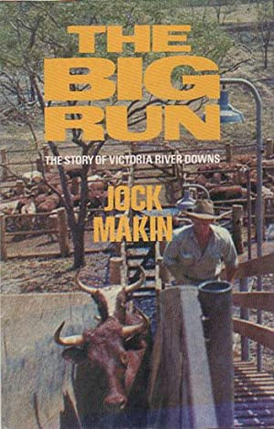 THE BIG RUN: Jock Makin