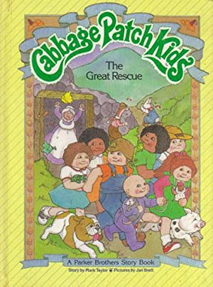 CABBAGE PATCH KIDS THE GREAT RESCUE: Mark Taylor
