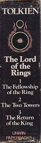 THE LORD OF THE RINGS. Boxed Set: J.R.R. Tolkien