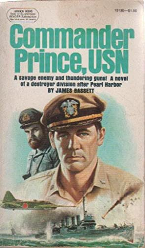 COMMANDER PRINCE USN.: James Bassett