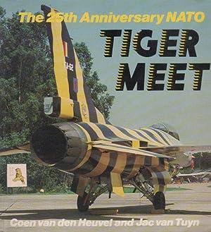 THE 25TH ANNIVERSARY OF NATO TIGER MEET.: Coen van den Heuvel and Jac van Tuyn