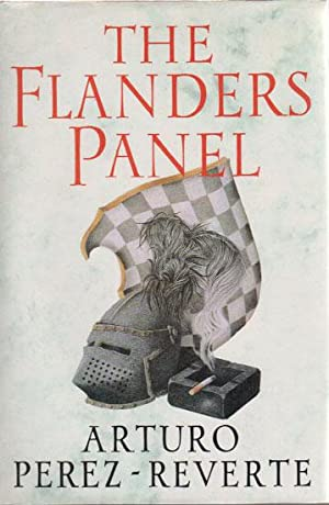THE FLANDERS PANEL: Arturo Perez-Reverte