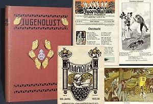 Jugendlust. Illustrierte Wochenschrift. XXXI. [31.] Jahrgang, 1905/06.: DÜLL, Seb.);