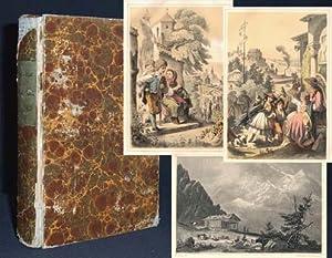 Jugendblätter für christliche Unterhaltung und Belehrung. Jahrgang 1866.: BRAUN, Isabella...