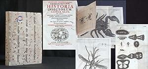 Historia Insectorum Generalis, in qua quaecunque ad: SWAMMERDAM, Johannes;
