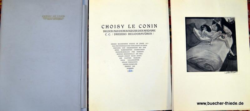 Bilder aus dem Boudoir der Madame C.C: von Bayros, Franz