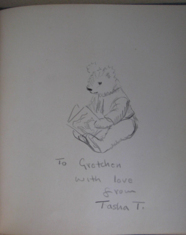 Amanda and The Bear: Tudor, Tasha & Illustrated