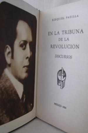 En La Tribuna De La Revolucion: Padilla, Ezequiel
