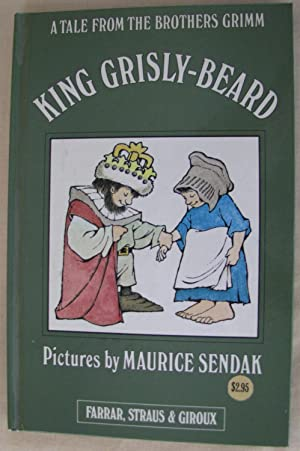 King Grisly-Beard A Tale From the Brothers: Taylor, Edgar &