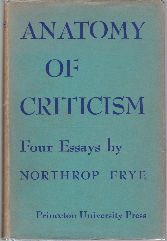 the critical path northrop frye