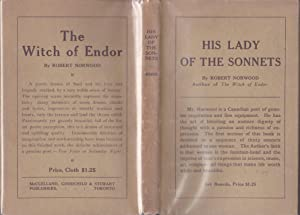 His Lady of the Sonnets [Canadian issue]