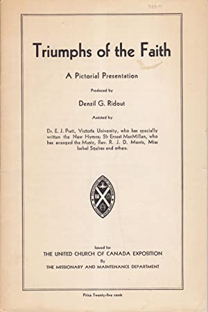 Triumphs of the Faith: A Pictorial Presentation [with ephemera]
