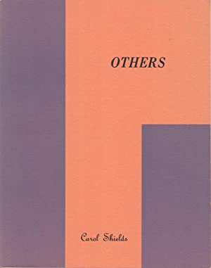 Others [review copy with author's contemporary t.l.s.]
