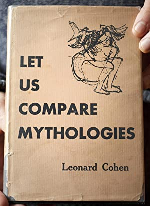 Let Us Compare Mythologies [unique in previously unrecorded first jacket, inscribed the month bef...