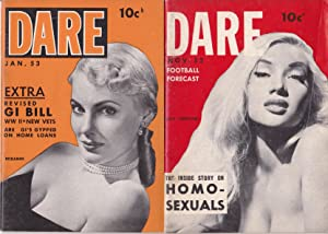 DARE [18 issues]