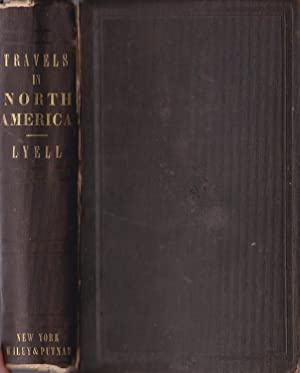 Travels in North America, in the Year 1841-2; with Geological Observations on the United States, ...