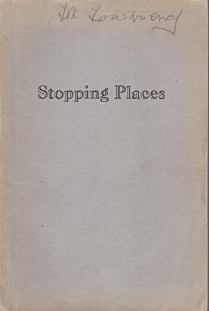 Stopping Places: A Biographic Journey
