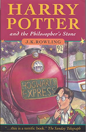 Harry Potter and the Philosopher's Stone [4th paperback, Canadian issue]