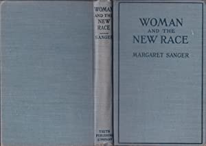 Woman and the New Race [with author's slip]